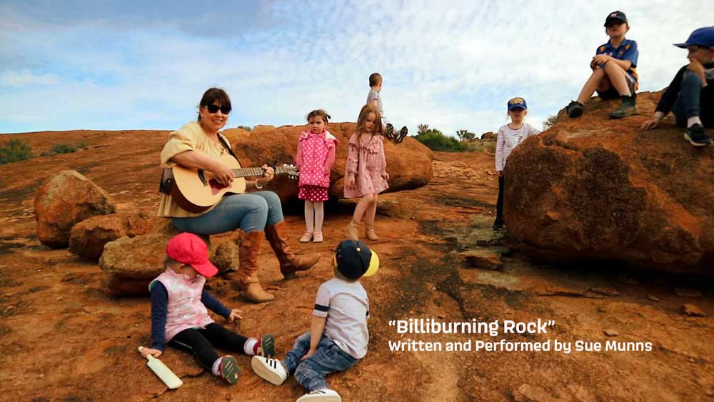 Billiburning-Rock-Video