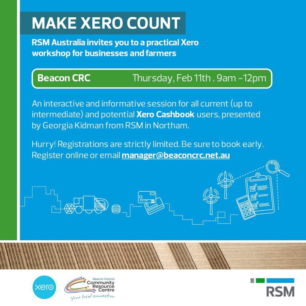 Xero Workshop